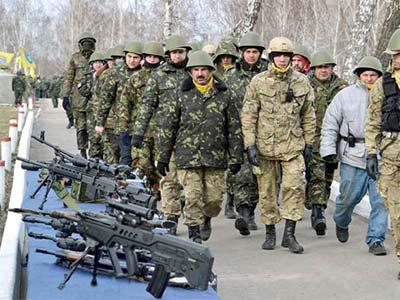 14 березня – День українського добровольця