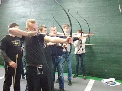 В університеті пройшов Відкритий Чемпіонат м. Дніпро зі стрільби з луку