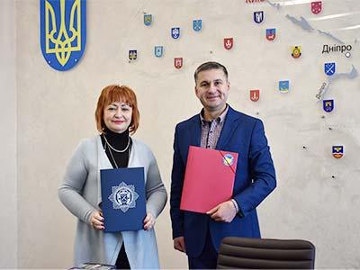 Університет підписав договір про співпрацю з юридичним ліцеєм