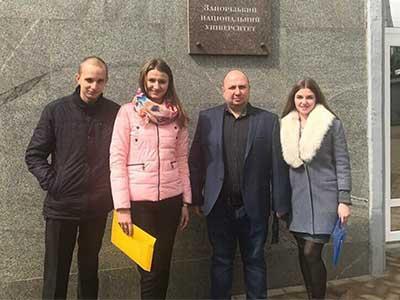 Команда юридичного факультету обійшла провідні юридичні виші України