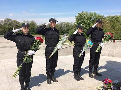 Курсанти університету вшанували пам'ять жертв політичних репресій