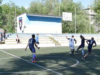 Турнір із футболу на кубок ректора визначив переможців