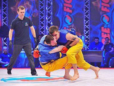 Максим Рябовол отримав посвідчення майстра спорту України з фрі-файту