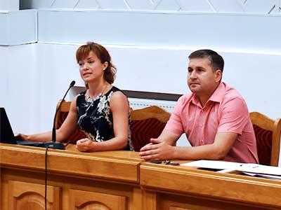 Зустріч керівництва ДДУВС зі студентами-першокурсниками