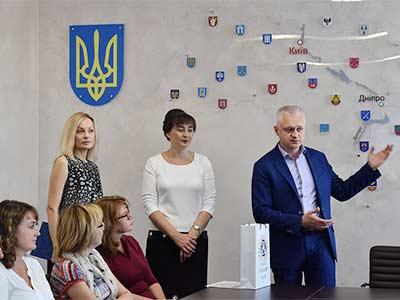 До ДДУВС завітали керівники МАН з усієї України