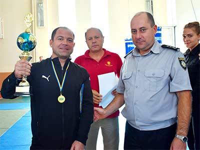 Результат ДДУВС на Чемпіонаті Дніпропетровщини з боротьби самбо