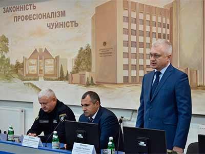 Вітаємо Андрія Фоменка з призначенням на посаду ректора!