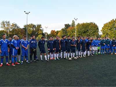 Кубок ДДУВС із футболу визначив чемпіона серед збірних команд юніорів Дніпра