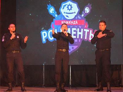 «Poliменти» вийшли до 1/2 відкритого міжвузівського чемпіонату КВК «КаВуН-2017»