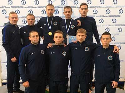 Самбісти університету зі всеукраїнських змагань привезли золото та бронзу