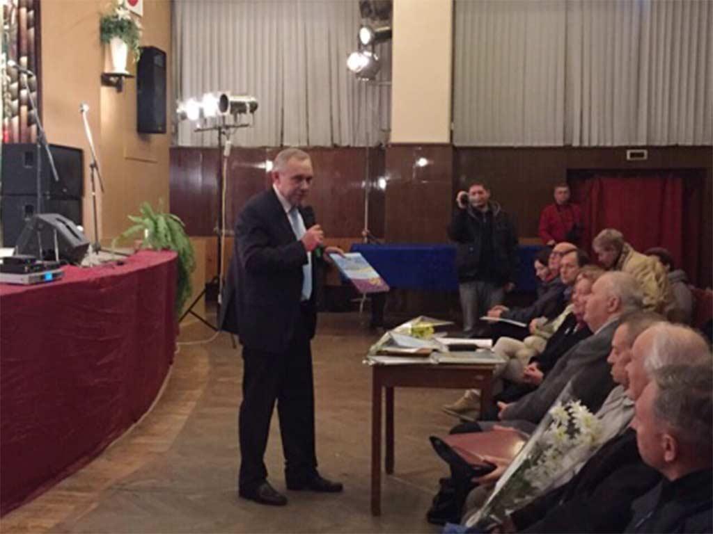 Урочистості з підтримки вчених України: на заході представники ДДУВС