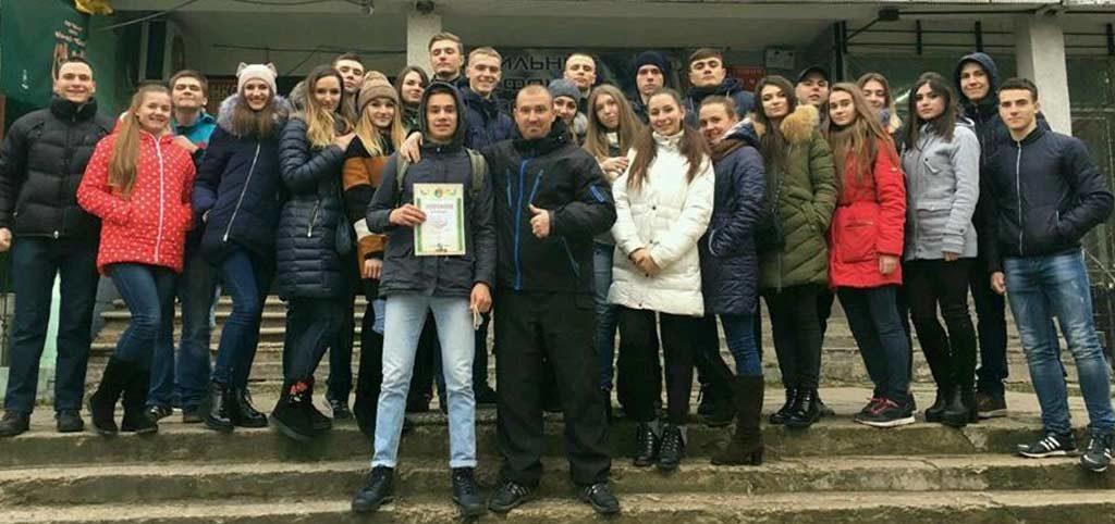 Серед призерів Відкритого чемпіонату з фрі-файту – курсанти Криворізького факультету