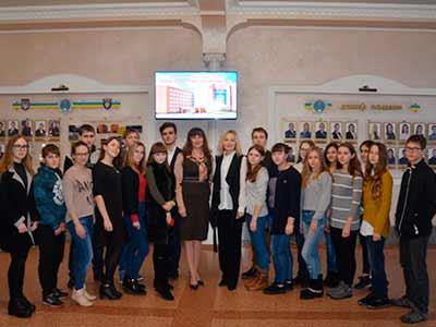 Осінню сесію юні «МАНівці» відкрили у ДДУВС