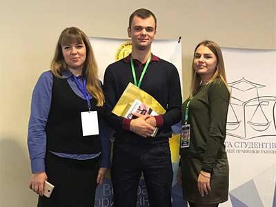 Курсанти університету взяли участь у роботі VIII Всеукраїнської школи з кримінального права та процесу