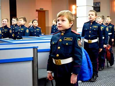 До Дніпропетровського державного університету внутрішніх справ завітали кадети