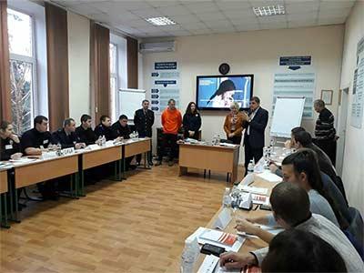 У ДДУВС розпочалася реалізація проекту щодо вирішення проблем насильства по відношенню до жінок