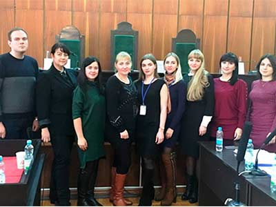На Всеукраїнських студентських дебатах з трудового права студентки ДДУВС були найпереконливішими