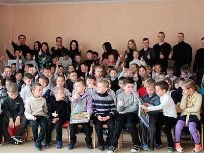 Навчально-реабілітаційні центри «Надія» та «Джерельце»