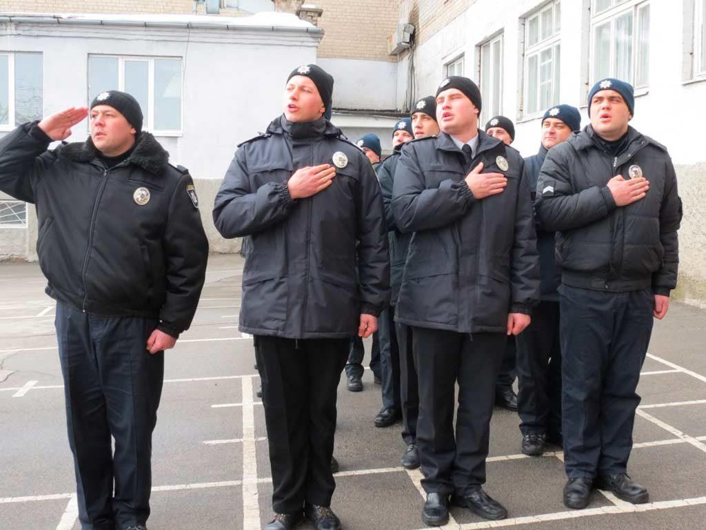 Заприсягнули на вірність українському народу