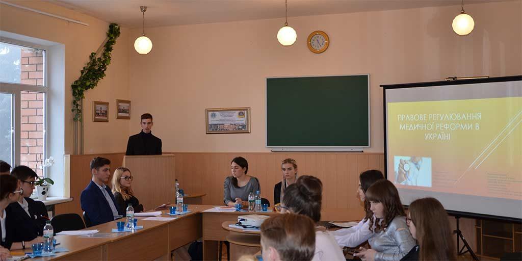 У ДДУВС визначили кращих юних науковців серед школярів Дніпропетровщини