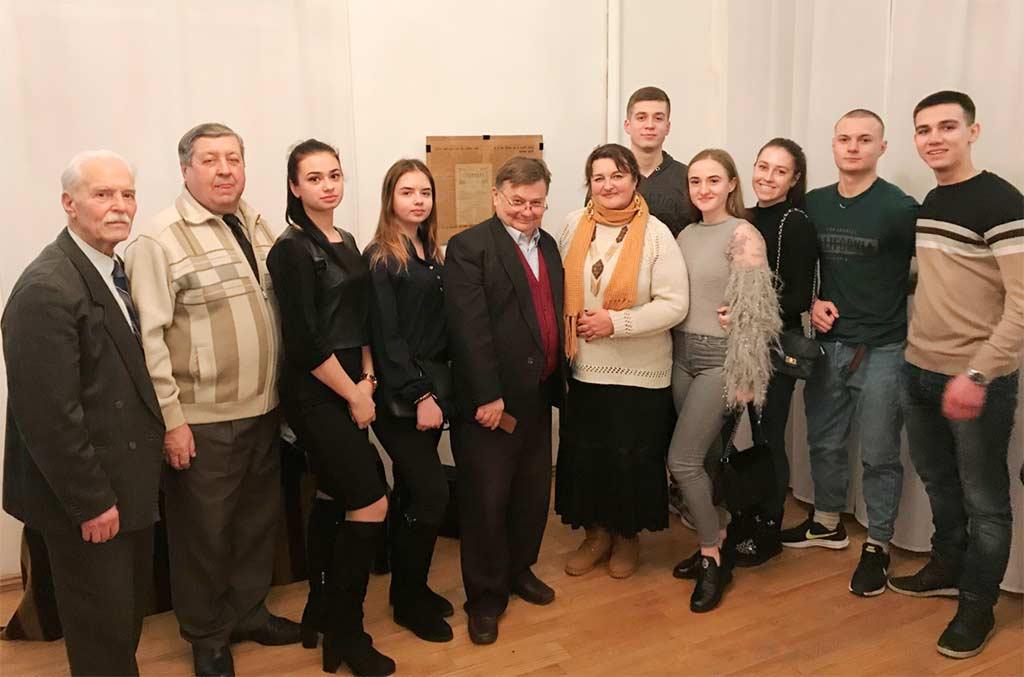 Ми – частина історії України