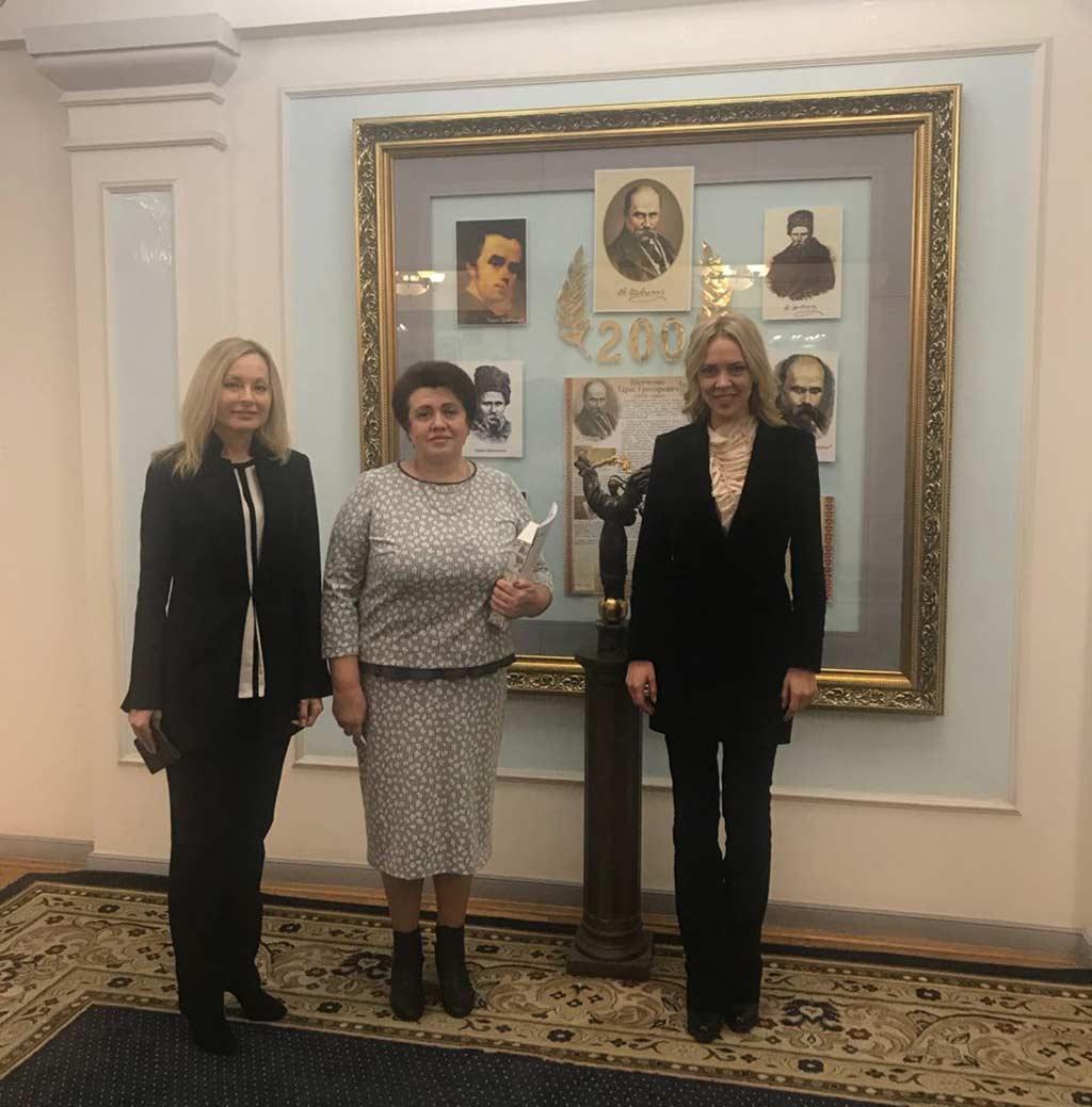 Обрання  Грицай І.О. – Членом – кореспондентом Академії наук вищої освіти України.