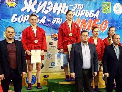 І знову самбісти університету у призерах всеукраїнських змагань!