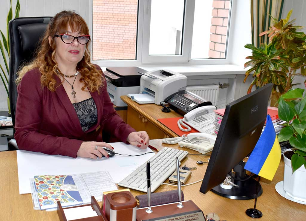 Лиходієвська Наталія Володимирівна – начальник відділу