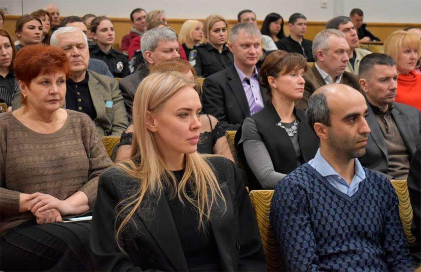 У ДДУВС пройшла позачергова конференція трудового колективу