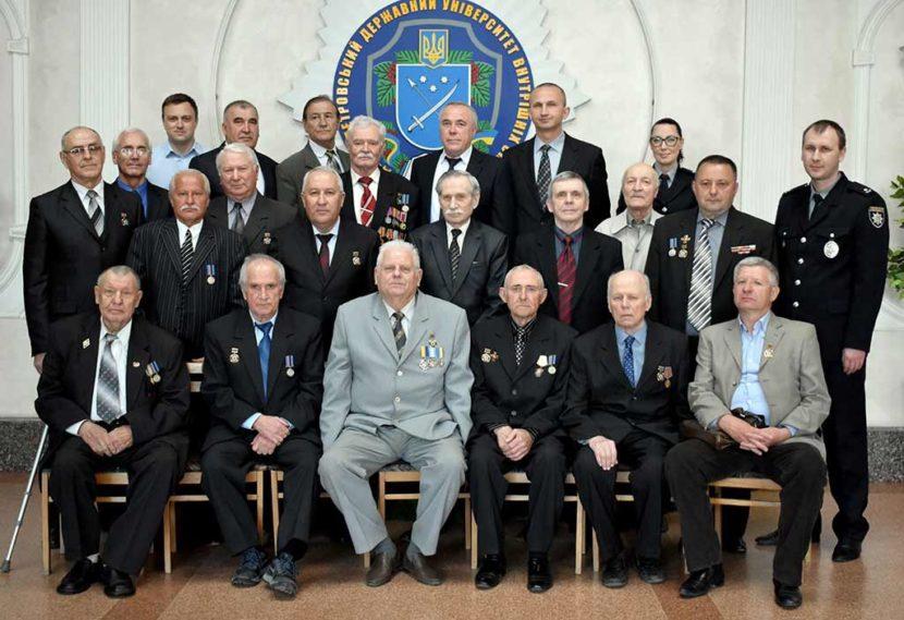 Вшанували подвиг та світлу пам'ять ліквідаторів Чорнобильської АЕС