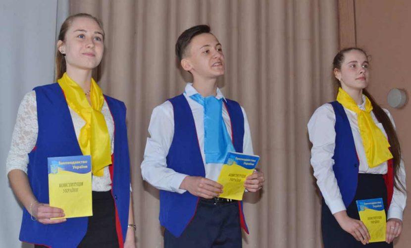 Серед школярів Кривого Рогу визначили «гладіаторів права»