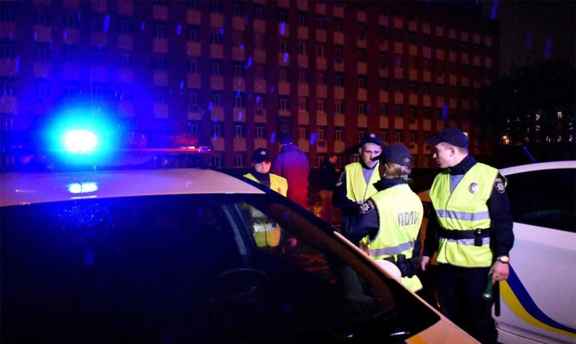 Курсанти поліцейського вишу Дніпра відтепер навчатимуться і вночі