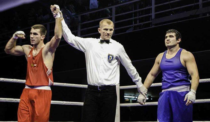 З Міжнародного турніру з боксу Костянтин Пінчук привіз золото