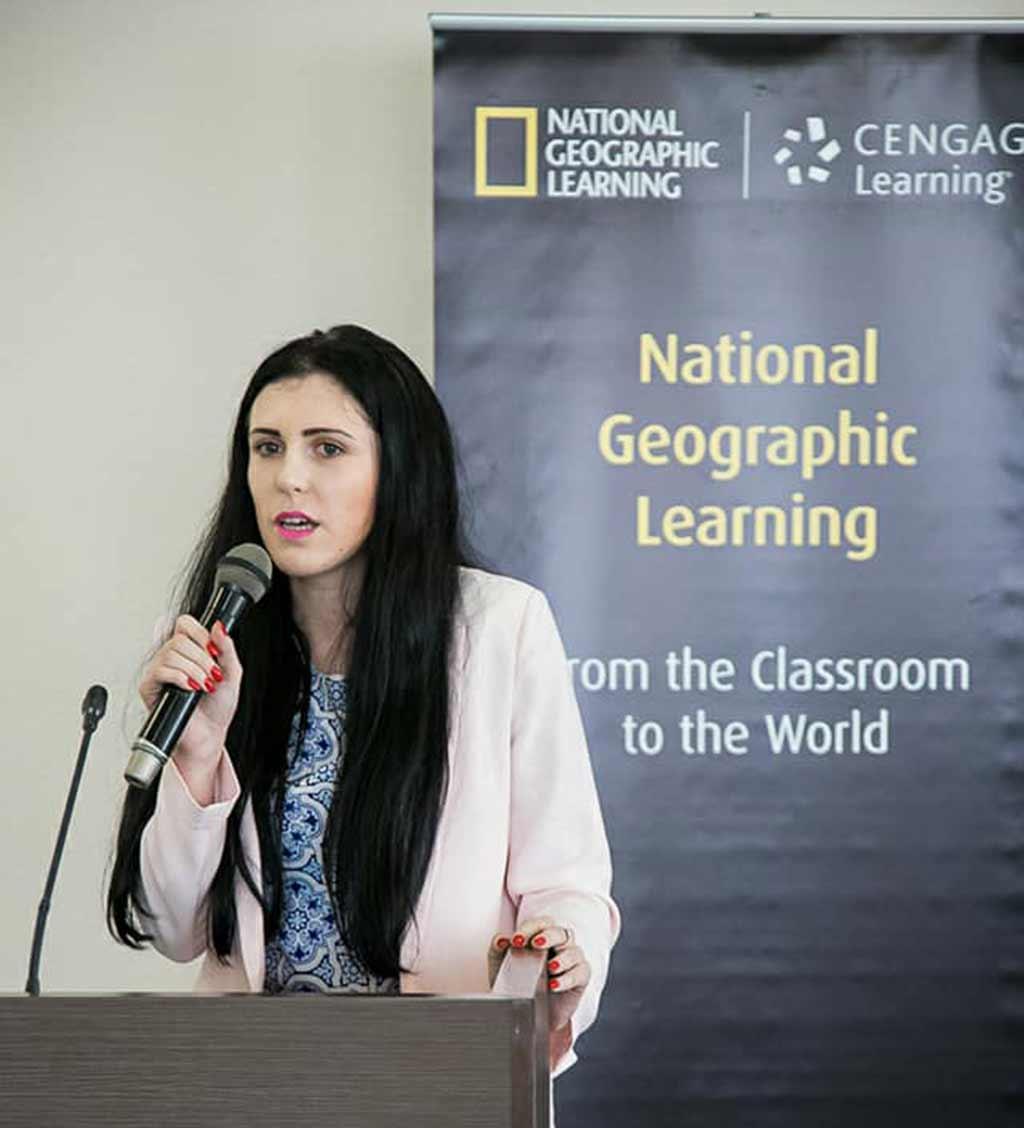 Викладач ДДУВС перемогла у Всеукраїнському конкурсі з вивчення англійської мови