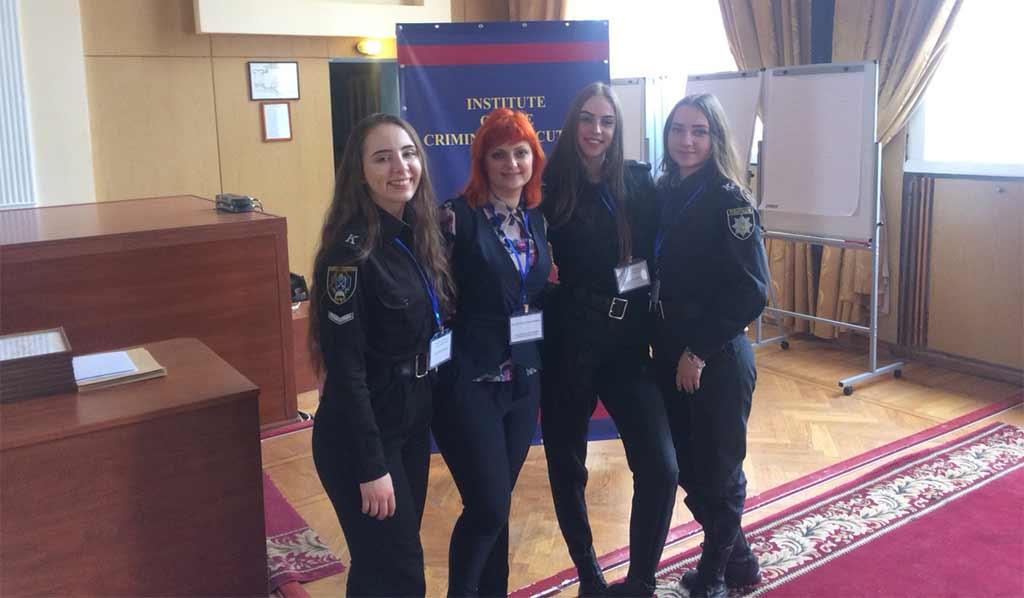 Команда ДДУВС виборола 2-ге місце на Міжнародному курсантсько-студентському форумі