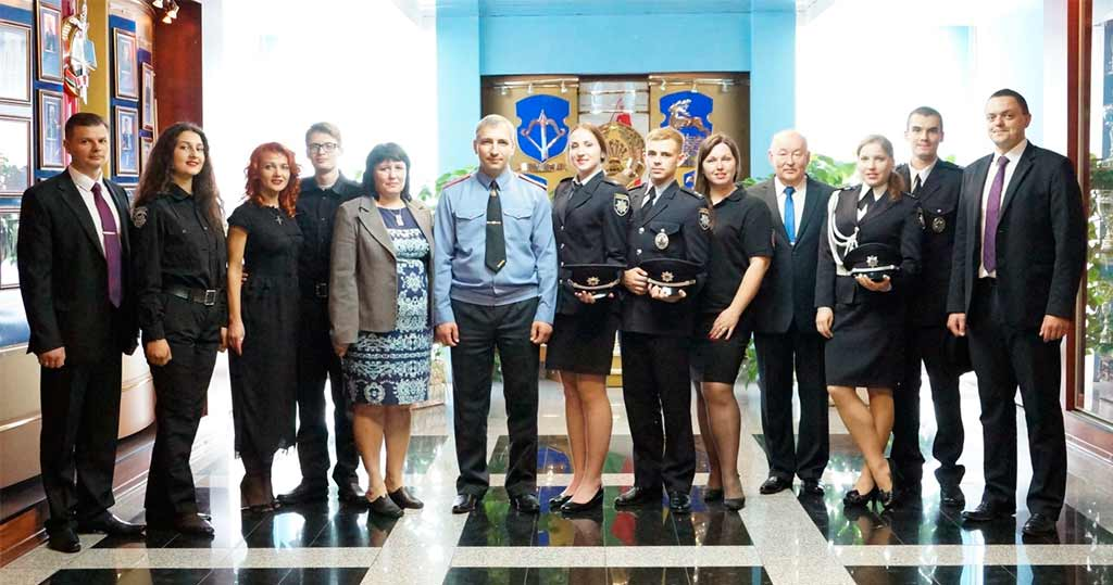 В Академії МВС Республіки Білорусь пройшов міжнародний конкурс «Цицероній-2018»