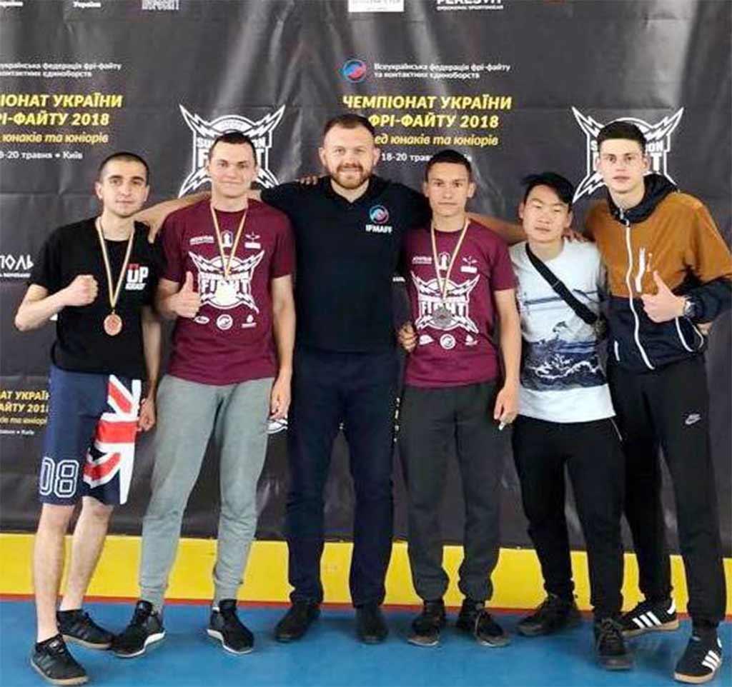 Серед призерів – троє спортсменів Дніпропетровського державного університету внутрішніх справ.