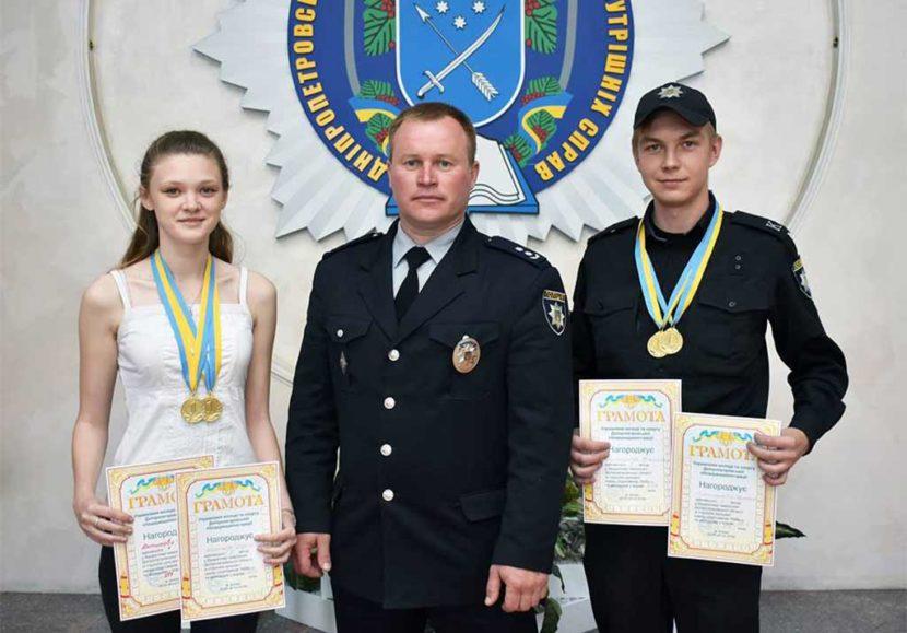 Першокурсники ДДУВС – чемпіони обласних змагань зі стрільби