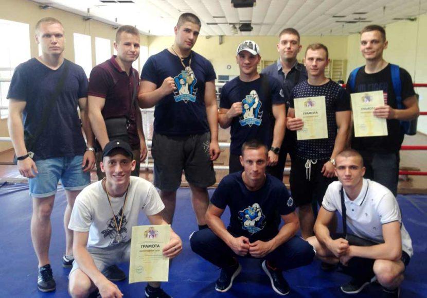 5 медалей – результат ДДУВС Кубок області з боксу