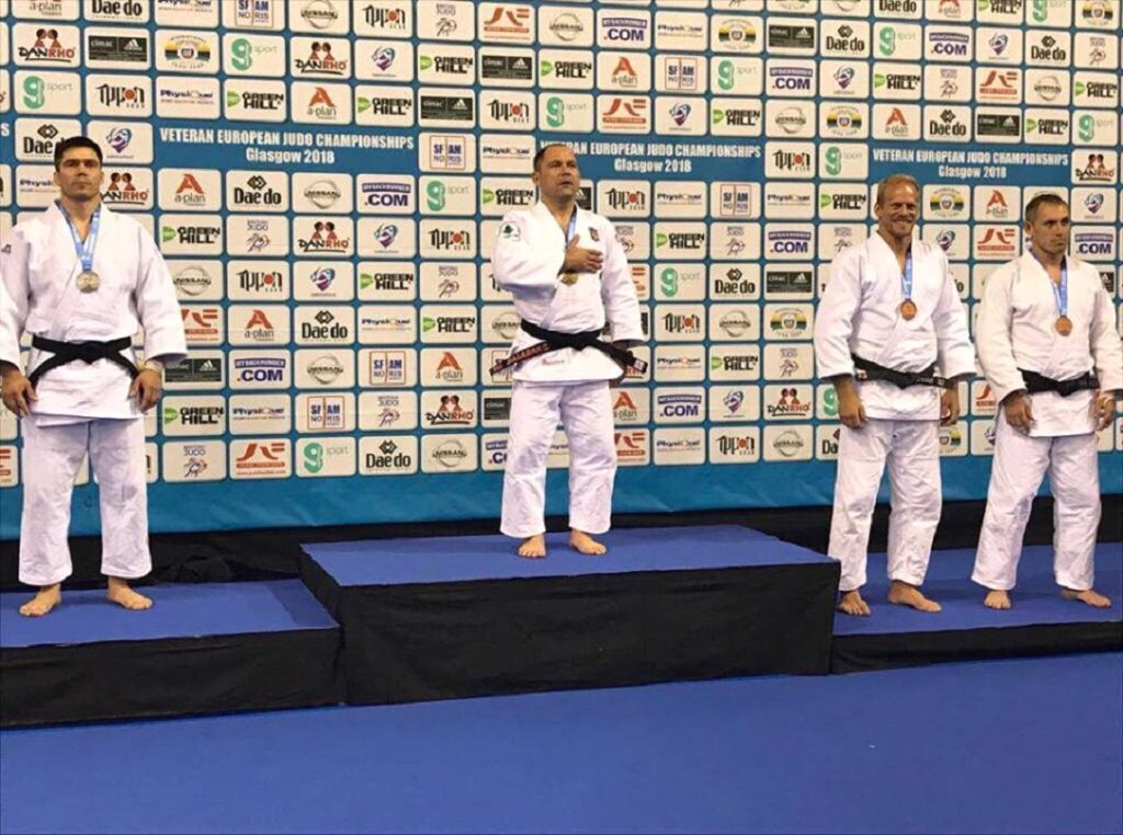 Сергій Балабан виборов друге золото на Чемпіонаті Європи