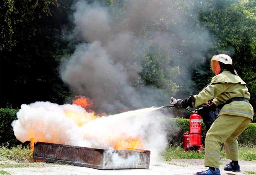 Пожежна естафета визначила переможців