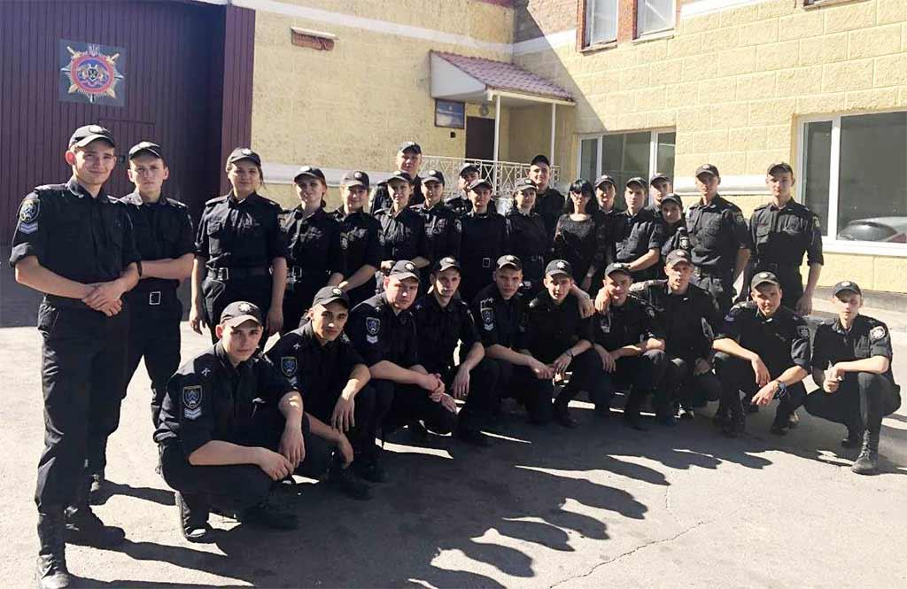 Побували з ознайомчою екскурсією у Дніпровській установі виконання покарання