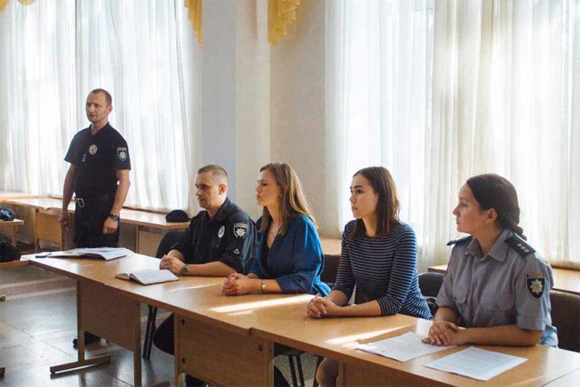 Курсантам роз'яснили особливості Закону «Про освіту»
