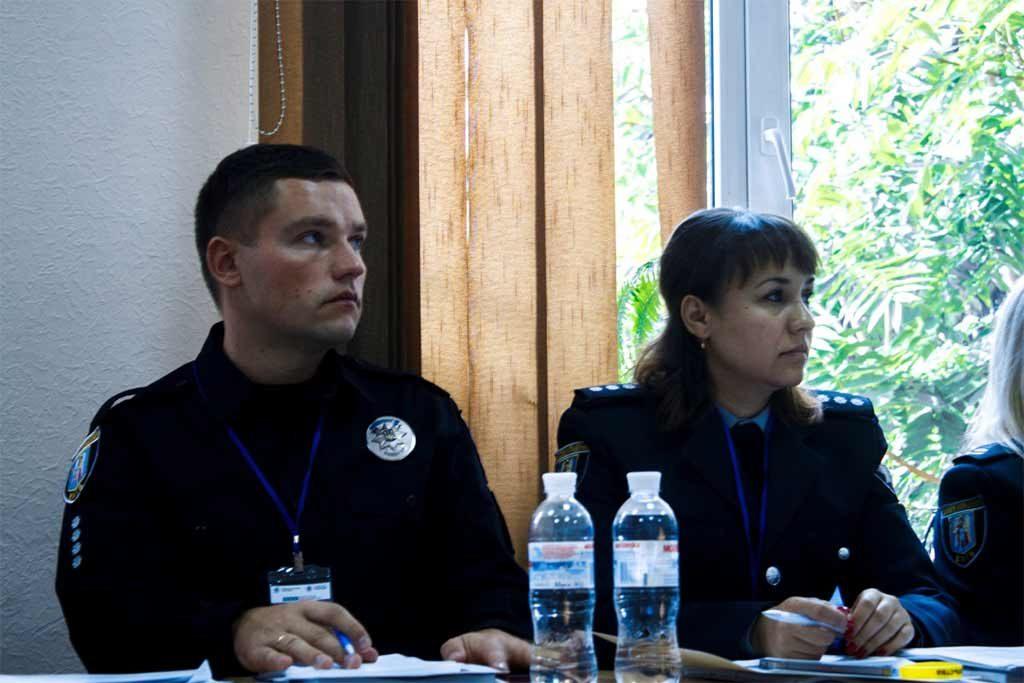 Вперше у ДДУВС почали готувати тренерів із питань запобігання та протидії домашньому насильству