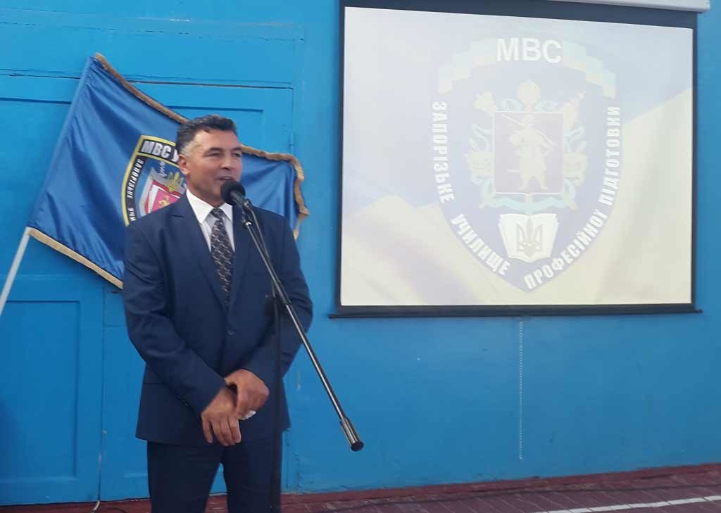 З вітальними словами до присутніх звернувся директор Центру Микола Назаренко.