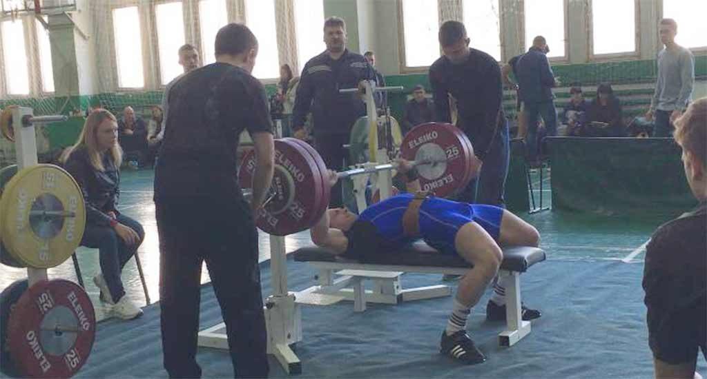 Нова перемога на рахунку спортсменів ДДУВС