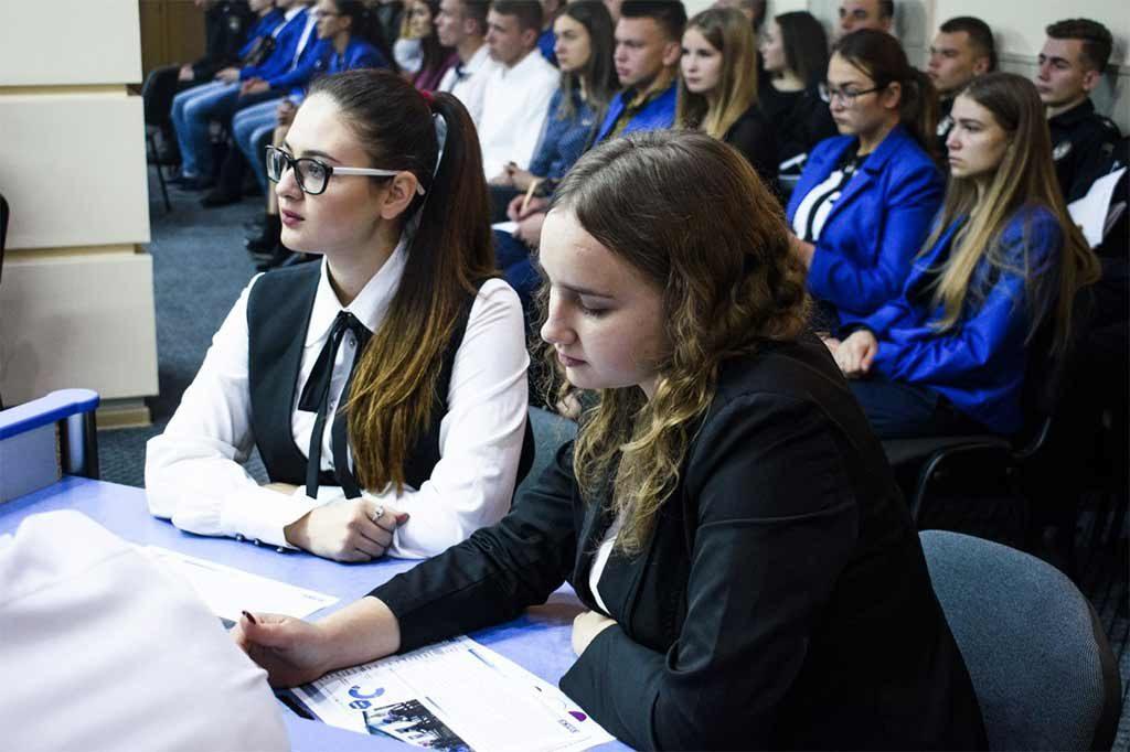 «Факти мають значення»: докладніше про місію ОБСЄ для студентів і курсантів ДДУВС