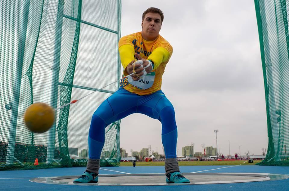 Студент ДДУВС здобув «золото» на Олімпіаді в Аргентині