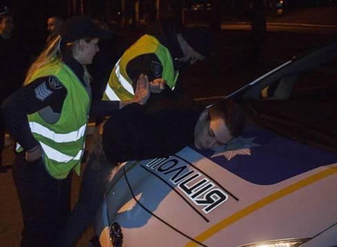 Майбутні слідчі вчаться вночі. Випробування максимально наближені до поліцейських реалій!
