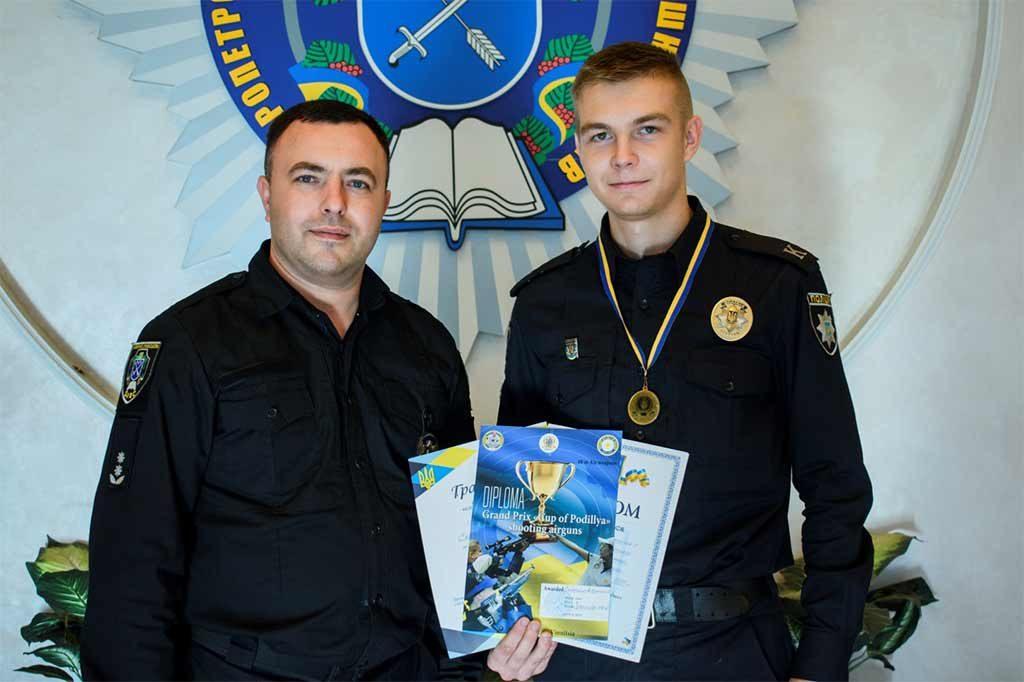 Віталій Скотников двічі влучив у перемогу